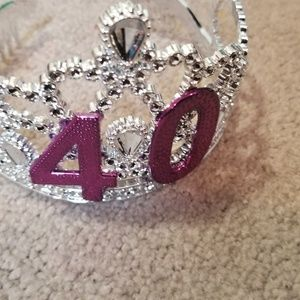 Other - Birthday 40th crown